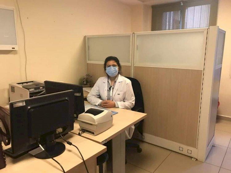 Nizip Devlet Hastanesi'ne Yeni Göğüs Uzmanı