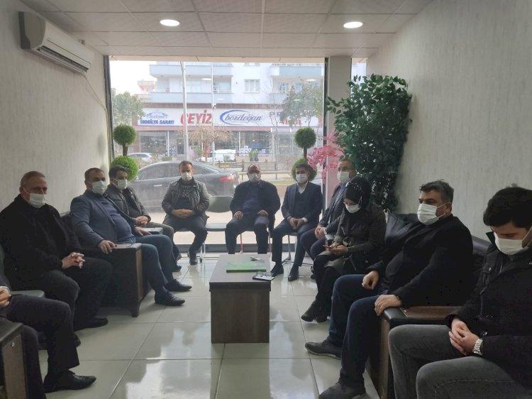 Gelecek Partisi Gaziantep il Başkanlığından Nizip Ziyareti