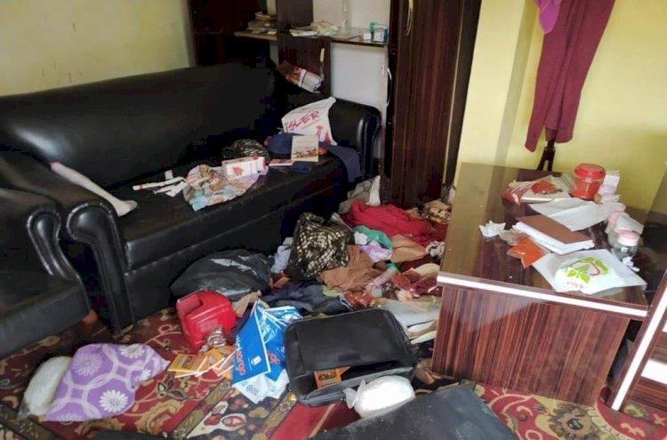 Nizip'te İşyerinde Hırsızlık